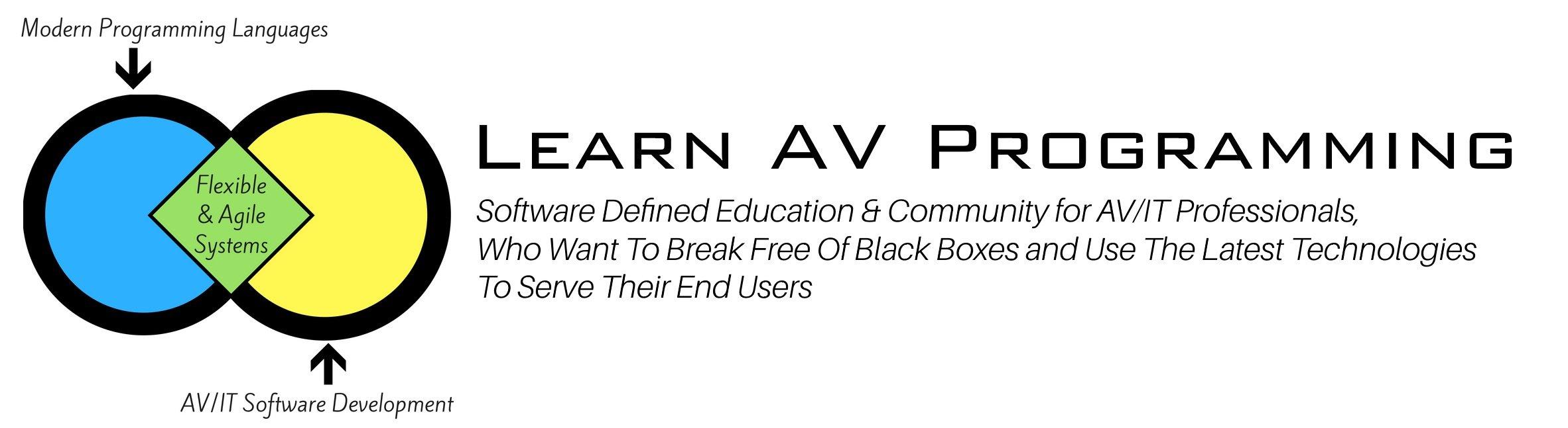 learn av programming